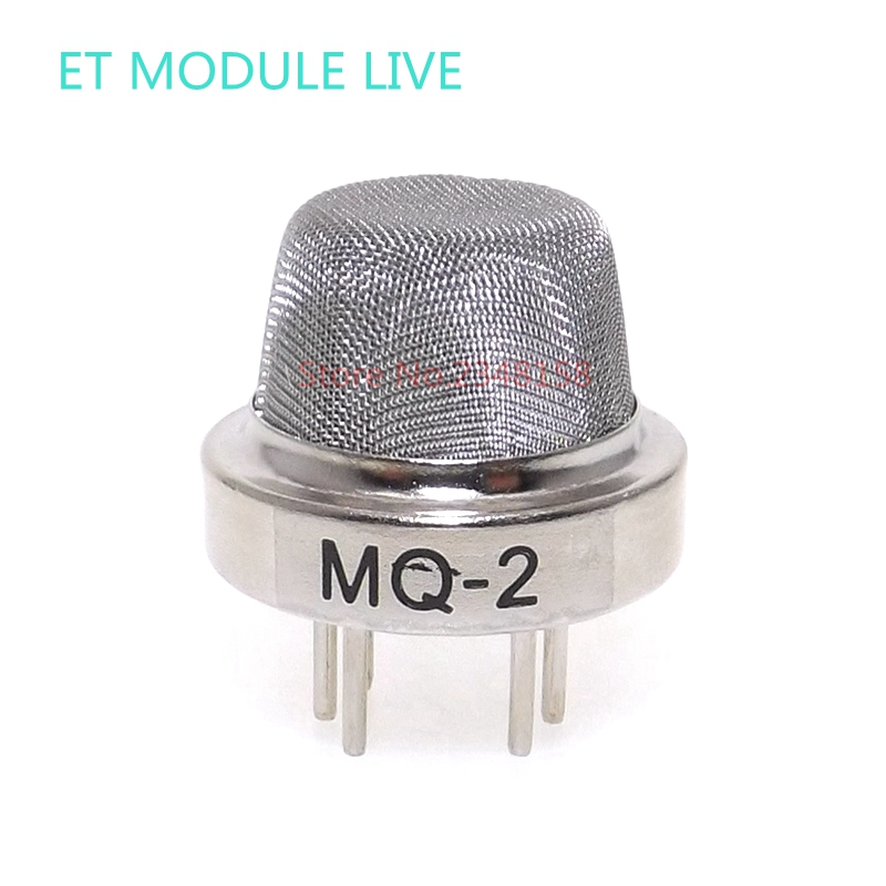 MQ-2 MQ2 Semiconductor smoke sensor smoke concentration combustible gas detection alarm probe
