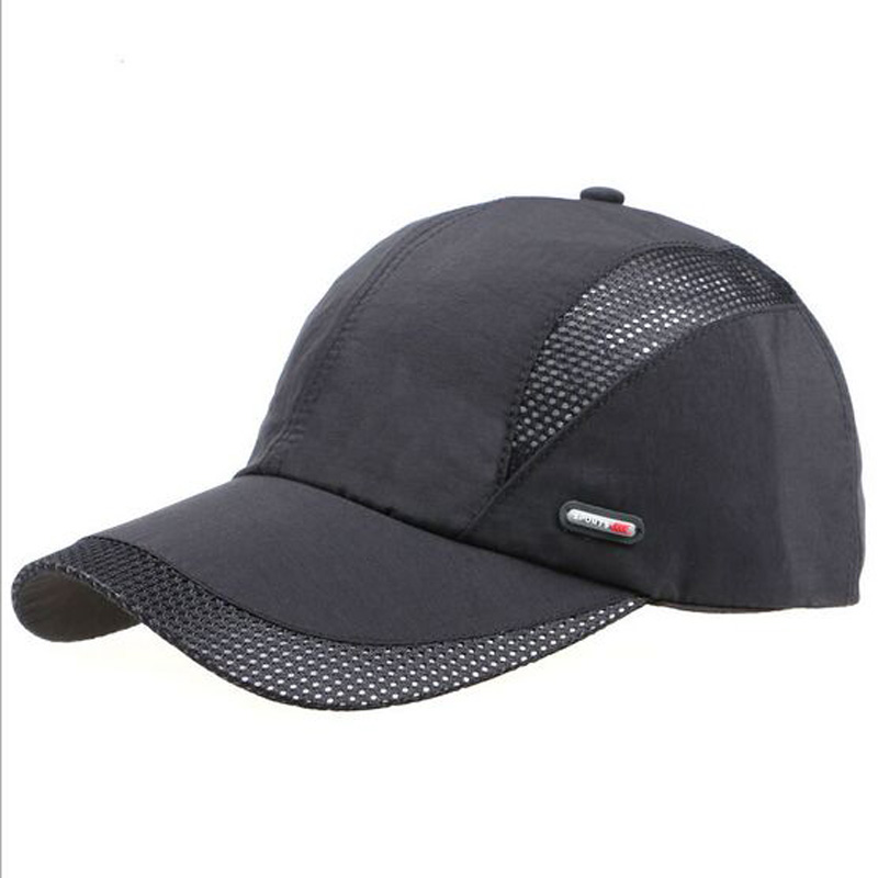 Spring Men And Women Snapback Cap Quick Dry Summer Sun Hat Visor Hip-Hop Bone Breathable Chapeu Casual Mesh Men Baseball Caps new 2017 hats for women mix color cotton unisex men winter women fashion hip hop knitted warm hat female beanies cap6a03