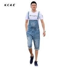 New Arrival 2016 High Quality Men's Jeans Straps Denim Jumpsuit Mens Bib Overalls For Men Blue XS S M L XL XXL XXXL XXXXL 5XL
