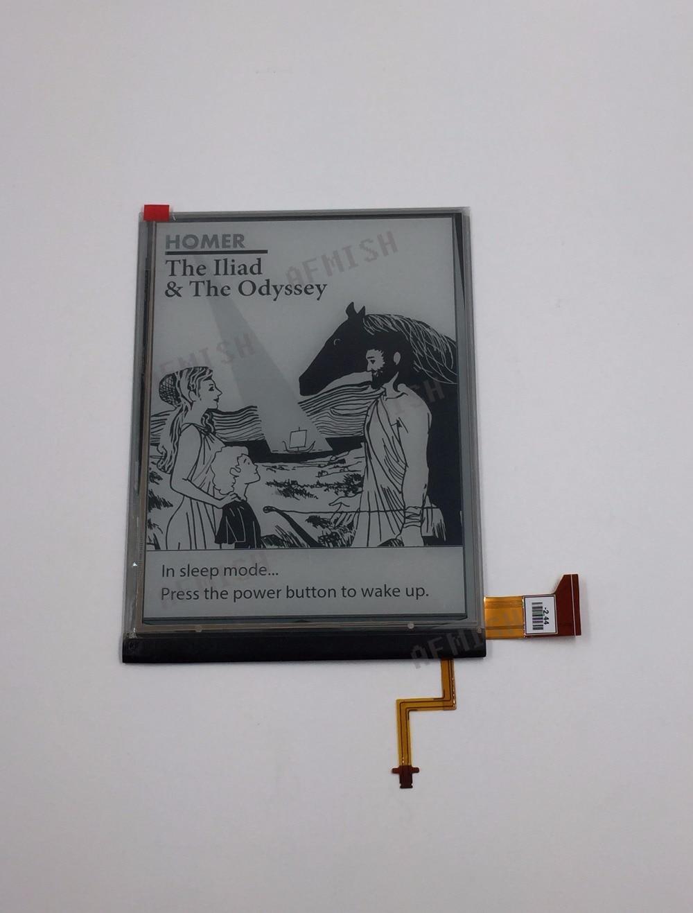 100% Новый 6-дюймовый ЖК-дисплей eink для Digma R60G BQ Cervantes 2013 bq Nuevo Cervantes 1024*758 Бесплатная доставка