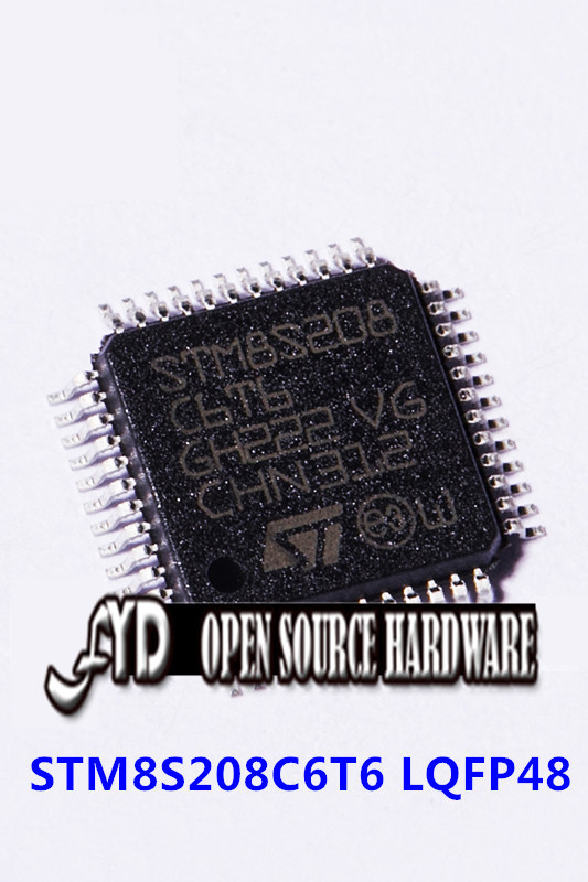 Цена STM8S208C6T6