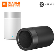 Falante Canhão 2 Original Xiao mi mi mi ni Inteligente Bluetooth 4.1 Subwoofer Altifalante Portátil Sem Fio para Iphone Android MP3(China)