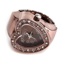 YCYS-20 мм Кольцо Смотреть Палец Кольцо Смотреть Розовое Золото