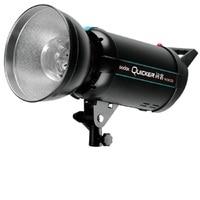 Professional Godox Quicker 400W Studio Flash Light Strobe Lamp 400D QS 400 PS018 220V
