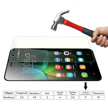 9H Ultra-thin High Grade Tempered Glass For Huawei honor 5C 4C 4X 4A 6 X 7 HUAWEI 5A Screen Protector