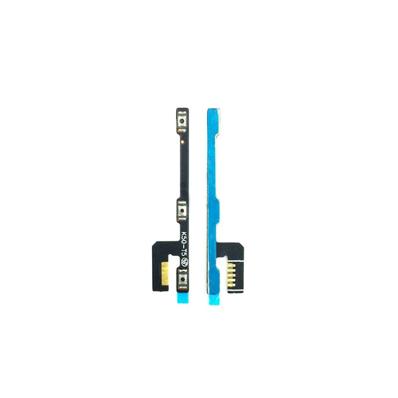 New For <font><b>Lenovo</b></font> <font><b>A7000</b></font> K3 NOTE K50 T5 K50-T Power ON OFF <font><b>Volume</b></font> <font><b>Button</b></font> Switch Flex Cable Replacement image