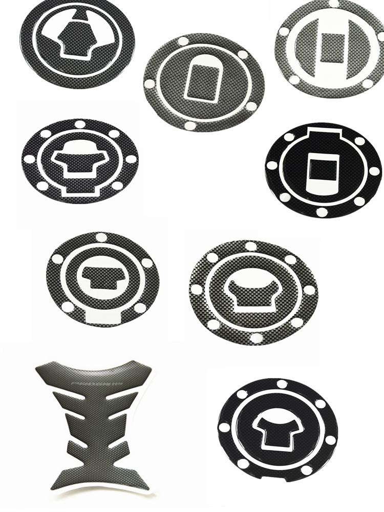 Imperial Logo Star Wars Resin Domed Adhesive BLACK Tank Pad