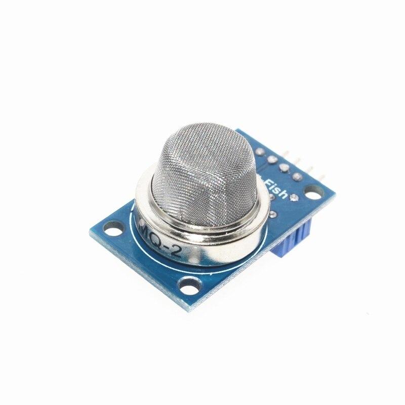 Blue board MQ-2 smoke Methane Liquefied gas combustible gas detection sensor module