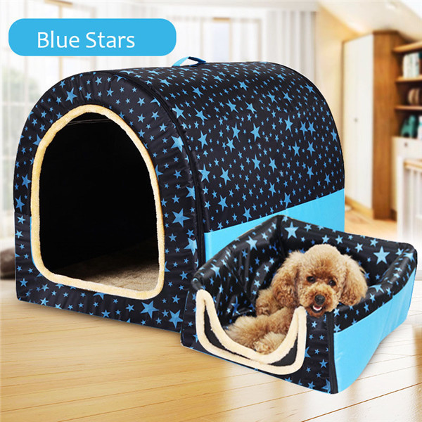 Soft Warm House Foldable | Small Dog | Medium Dog | Cat