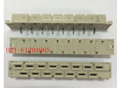 2 rows 15-pin connector straight hole 09062152821  rfo  HARTING intro rfo n15