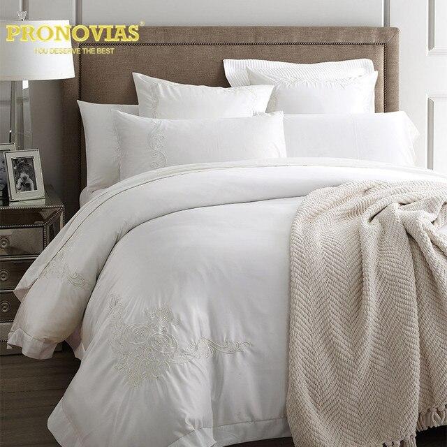 Night Tender Hand Embroidered Damask Bedding Set Duvet Cover Bed
