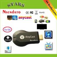 128 М Anycast m2 ezcast Miracast любой литой беспроводной DLNA AirPlay зеркало HDMI ТВ-карта Wifi Дисплей приемник ключа для IOS Android