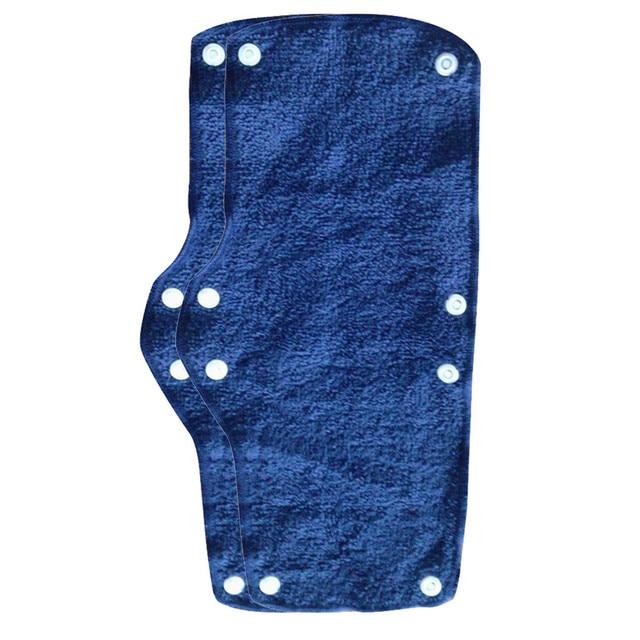 1pc Summer Selling Beat The Heat Blue Snap-on hard hat sweatband sweat belt for Safety helmet inner d90621 4
