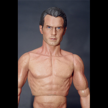 1/6 Scale Jason Staines Head Shape/Raytheon/Superman Head Carving + Ferrite Kit 12″ Action Figure Doll Toys ZC Toys