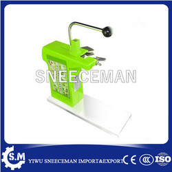 Supermarket equipment small plastic bag sealer machine