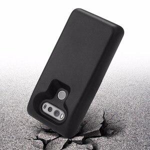 Image 5 - Аккумулятор V20 на 10500 мА · ч с защитным чехлом для LG V20 H990DS VS995 US996 LS997 H910 H918 bl 44e1f, расширенный аккумулятор