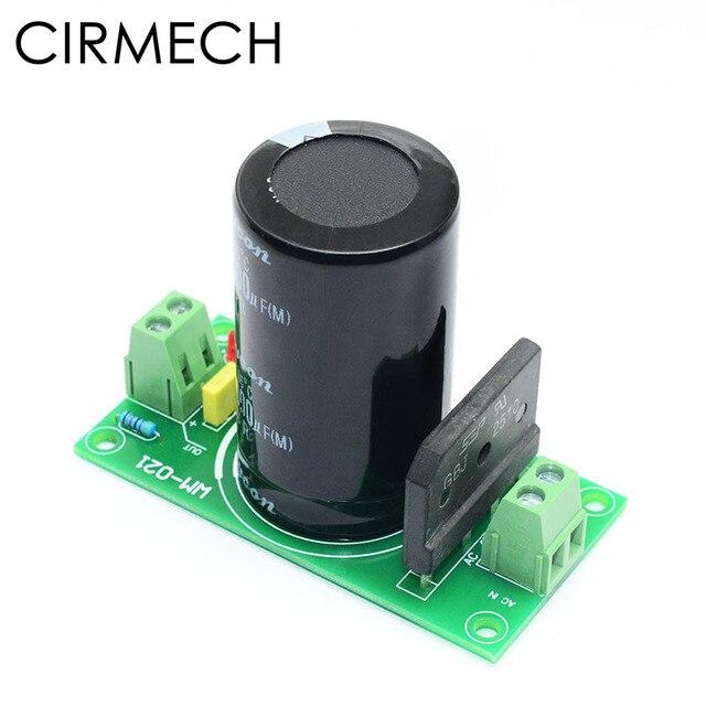CIRMECH Rectifier filter power board rectifier regler filter power modul AC zu DC für verstärker