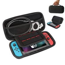 Nintend Swap Case Arduous Protecting Sturdy Carrying Bag With 10 Recreation Card Holder for Nintendo Swap