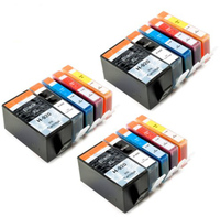 12 PCS HP 920 XL 920XL Compatible Ink Cartridge With Chip For HP Officejet 6000 6500