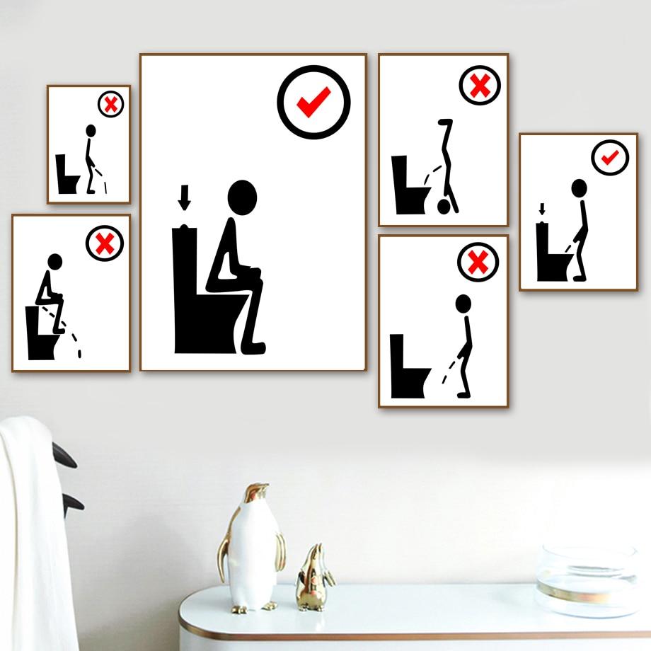 Картины постеры для туалета