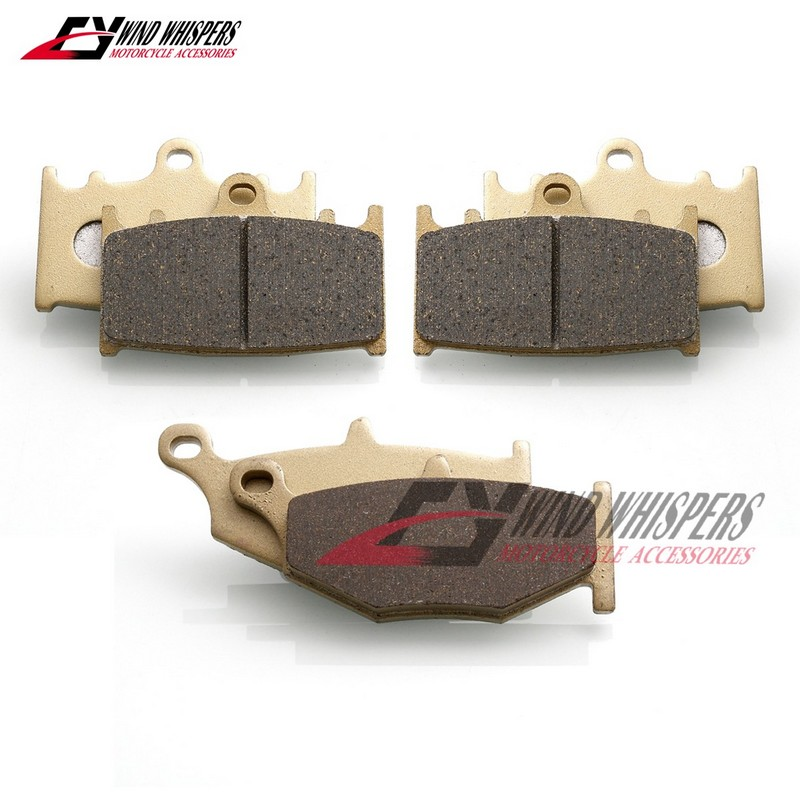 Rear Ceramic Brake Pads For 2007 2008 2009 2010 2011 2012 2013 COOPER