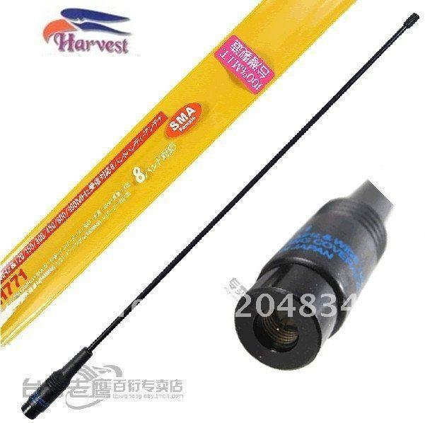 Diamond RH771 Dual Band Antenna SMA-Male For Radio PX-359 TH-UVF1 UV-3R VX-3R TH-2R RT-26 NF-669 KG-UV6D TH-F8 PX-358 PX-325