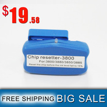 Maintenance Tank Chip Resetter For Epson 3800 3800C 3850 3880 3890 3885 Waste Ink Tank Chip Resetter