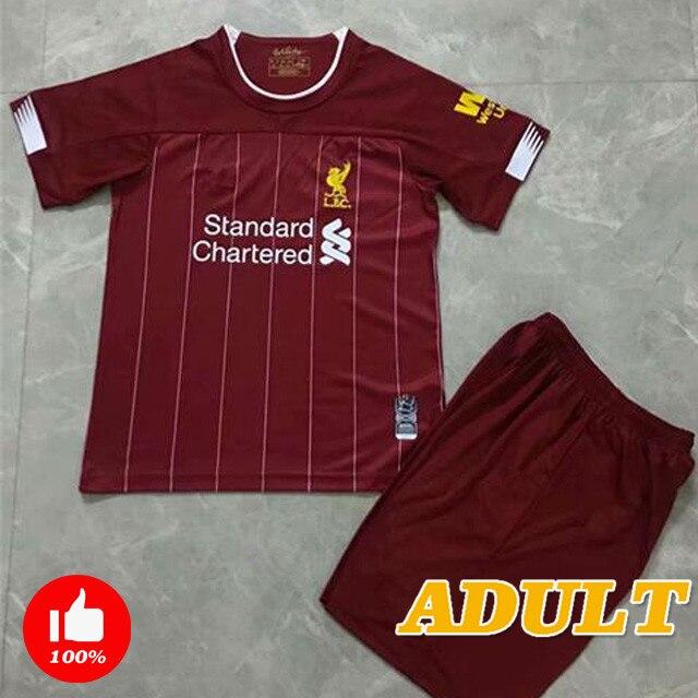 huge discount 995c6 b447d DISCOUNT ~ 19 20 new arrive Liverpool soccer Jersey M.SALAH ...