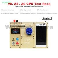 Возняк wl Многофункциональный A8 A9 A10 Процессор Тесты er короткого замыкания электрического тока ли не введите воды тесты ing машина Тесты