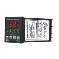 LIXF MYPIN Digital LED PID Temperature Controller + PT100 RTD Thermistor Sensor Probe