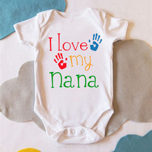 DERMSPE Summer Fashion New Baby Boys Girls Romper Letter Sleeve Print T-shirt Cotton Rompers Jumpsuit Newborn Baby Clothes цены онлайн