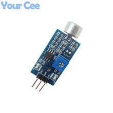 Sound Detection Sensor Module Sound Sensor Intelligent Vehicle For Arduino DIY Kit Parts