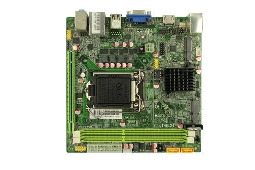 HC3 HCIPC M4211-3 ITX-HCM61X11F,LGA1155 H61 Mini ITX Motherboard,2PCIE,PCIE 16X,1COM,SPDIF,GPIO,1LAN,2DDR3,8USB,VGA+HDMI,ATX