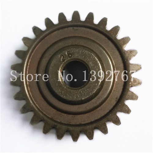 HSP 07187 Optional Powder Steel Gear(26T) For 1/5 Scale Models RC 4WD Gasoline Power Car Buggy Spare Parts 94052 94054 Baja