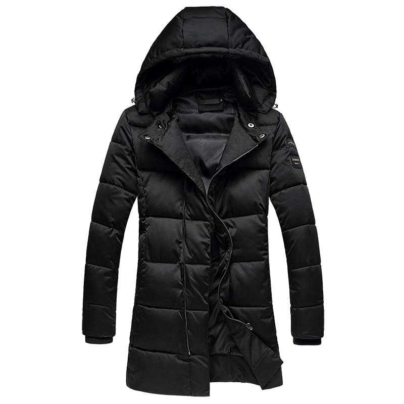 2016 new winter high quality black long hooded Parkas coat men,winter jacket men size M,L,XL,XXL,XXXL,4XL,5XL женский жилет new xxl xxxl 6 ws0001