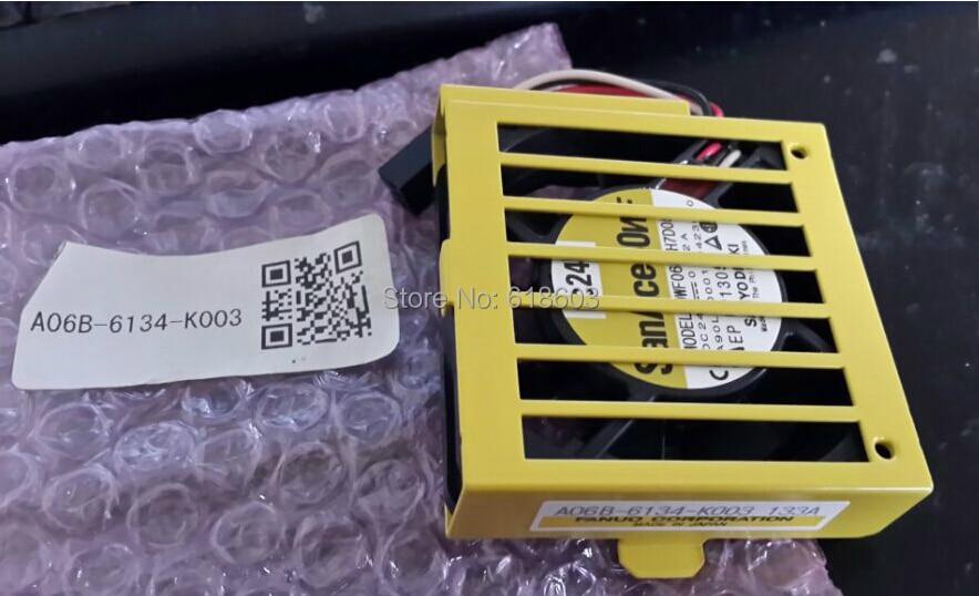 FANUC A06B-6134-K003 servo driver amplfier cooling fan cnc control amp beta isv 20 fanuc servo amplifier a06b 6132 h002