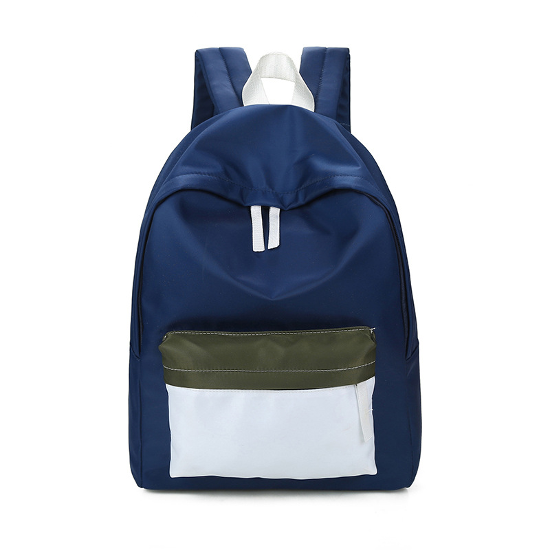 dower me AA20-22 New spring new Korean fashion backbag light shopping leisure bulk leisure backpack