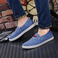 IVI Hot Sale New Men shoes Autumn Man's Canvas Shoes Fashion mens casual shoes Comfortable Sapatos Masculinos Slip-on