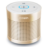 Cowin Thunder II Bluetooth Speaker Portable Wireless Microphone NFC Speaker 12W Powerful Touch Speaker 1200 MAh