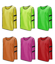 cda9546bcb69c Transpirable antagonismo Chaleco de entrenamiento de fútbol de los niños  traje equipo personalización secado rápido y