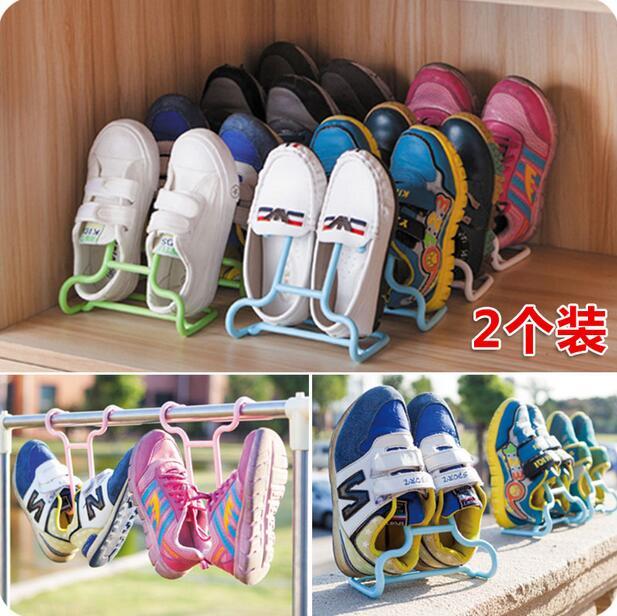 Multifunctional Child Shoe Rack Balcony Drying Shoes Holders Creative Shoe  Storage Space Saver Plastic Shoe Hangers In Shoe Racks U0026 Organizers From  Home ...
