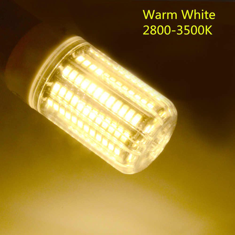 E27 220V LED Lamp 5730 SMD LED Bulb E14 Corn 24 30 42 64 80 89 108 136 Leds Lamp Bombillas Light Bulbs Lampada Ampoule Lighting