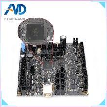 RAMBo placa base RAMBo V1.4, controladores MEGA y paso a paso, PCB integrado todo en uno para impresora 3D Arduino Lulzbot Taz6