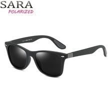 SARA men sunglasses fashion outdoor polarized