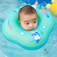 Swimming Ring Baby Accessories Neck Float Circle Inflatable Flatable Infant Armpit Floating Kids Swim Pool 3 Years old
