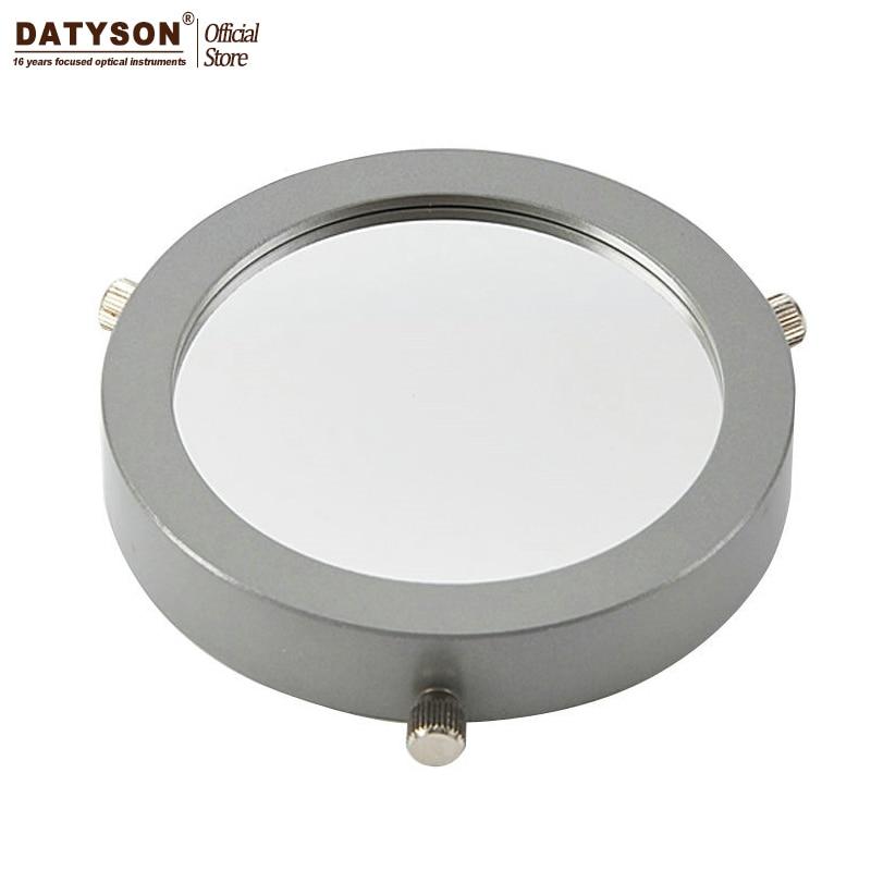 Datyson Solar Filter Sun Film Membrane 5.0 Lens Astro Telescope Bard film Baader Planetarium Astrosolar for 70-152mm Aperture