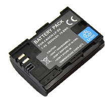 High Quality LP E6 Digital Camera Battery For Canon EOS 5D Mark II Mark III 6D