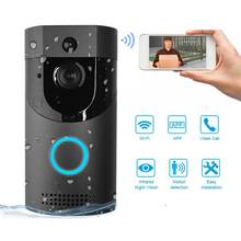 Aimitek B30 WIFI Doorbell Security IP Camera Waterproof Smart Video Door Chime 7