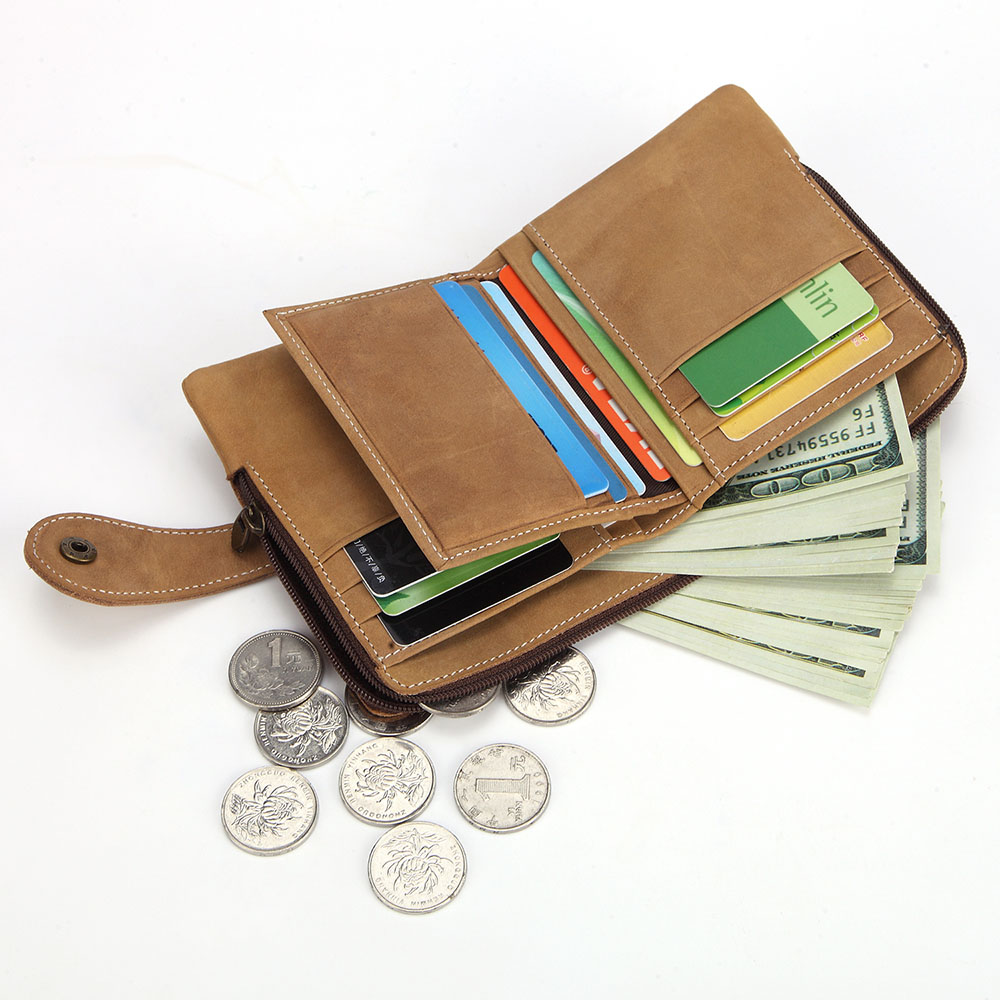 cow leather wallet (2)