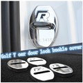 For vw golf 7 new soar team/magotan/lavida/jetta/CC/POLO high quality polished mirror stainless steel door lock protection cover